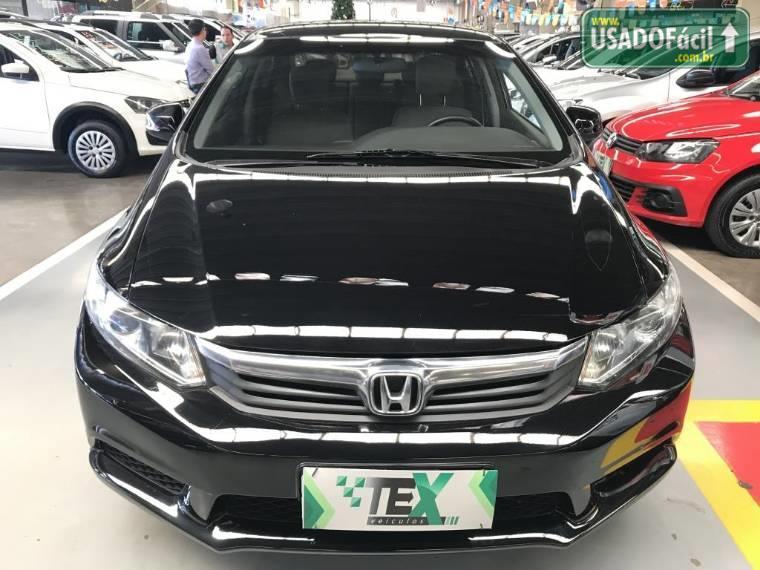 Veículo à venda: civic lxs automatico flex