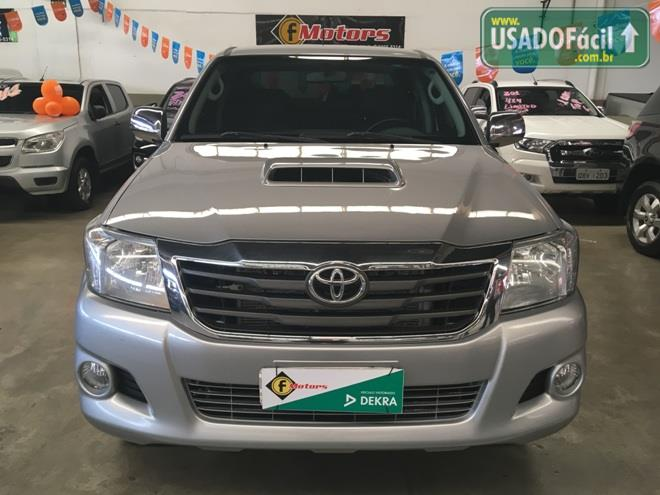 Veículo à venda: hilux std 3.0 4x4 cd