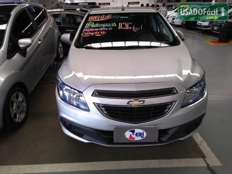 Veículo à venda: prisma lt automático flex power
