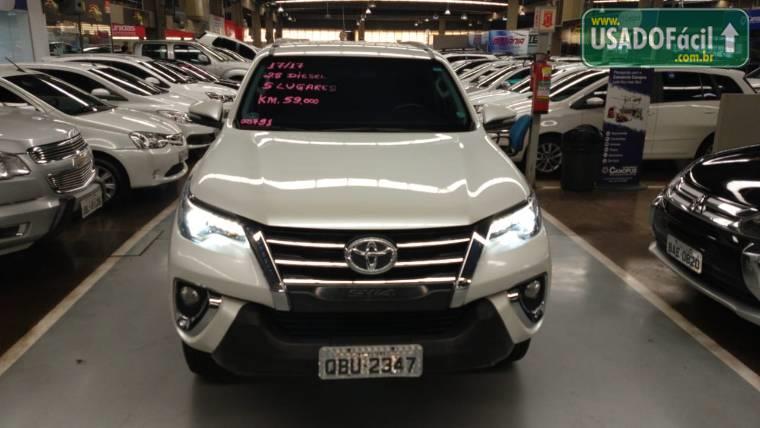 Veículo à venda: hilux sw4 srx 4x4 automático