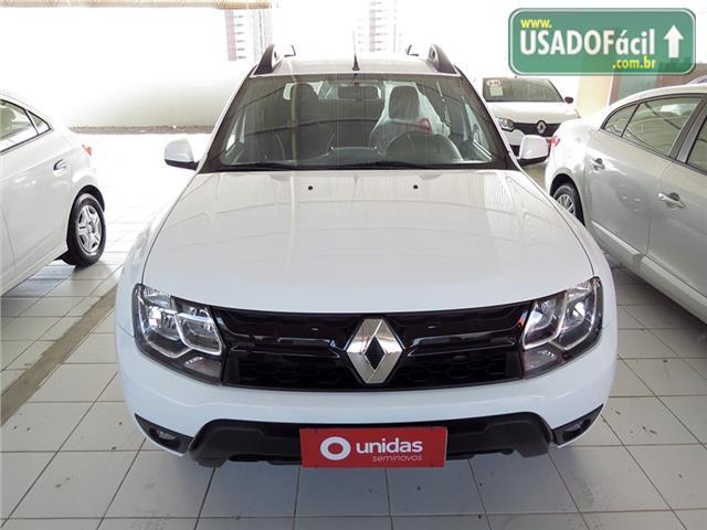 Veículo à venda: duster oroch dynamique automático hi-flex