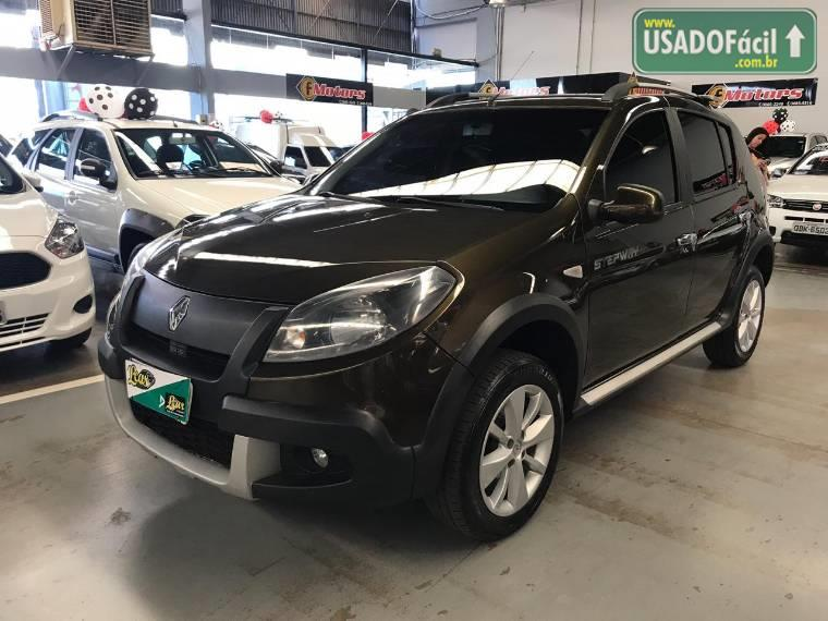 Veículo à venda: sandero stepway hi-power