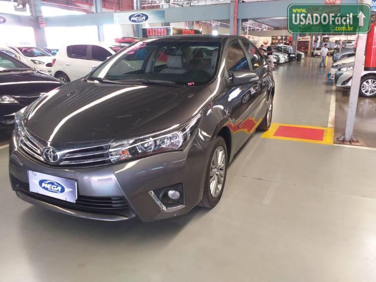 Veículo à venda: corolla xei automático flex