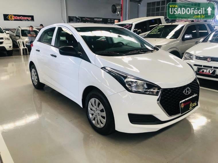 Veículo à venda: hb20 hatch unique 4p flex
