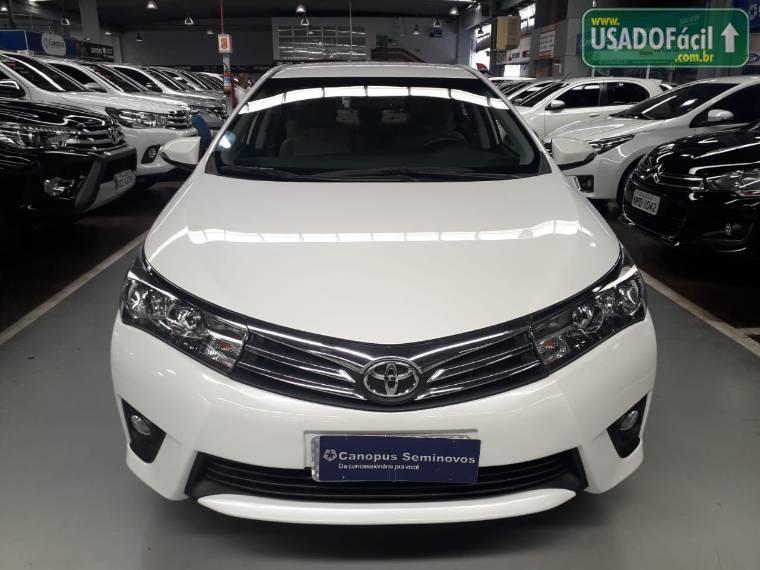 Veículo à venda: corolla xei 2.0 flex automático