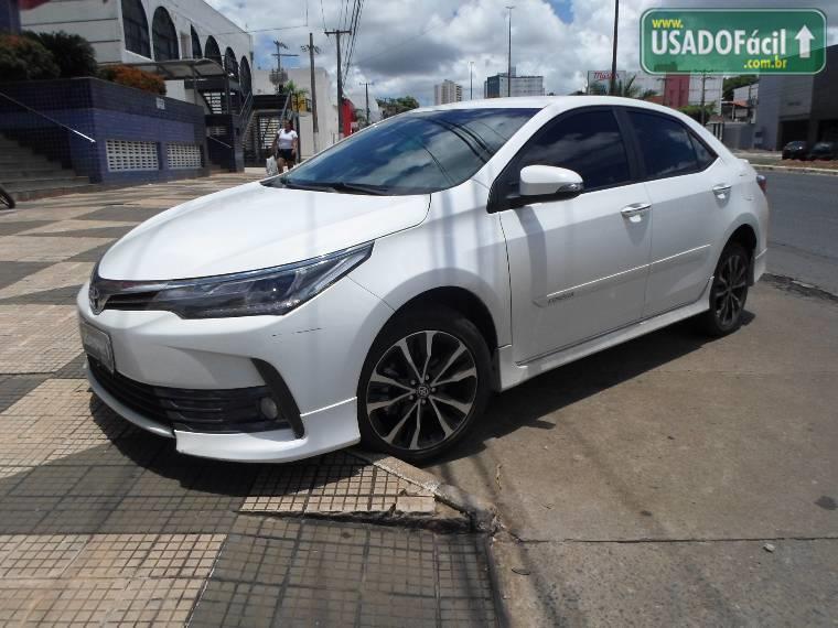 2005 Toyota Corolla Xrs >> Veículo à venda: TOYOTA corolla xrs automático flex 2017/2018 por R$ 99000,00 | Usado Fácil ...