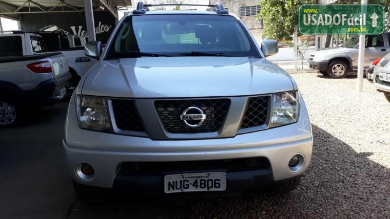 Veículo à venda: NISSAN frontier 4x4 automatico 2011/2012 ...